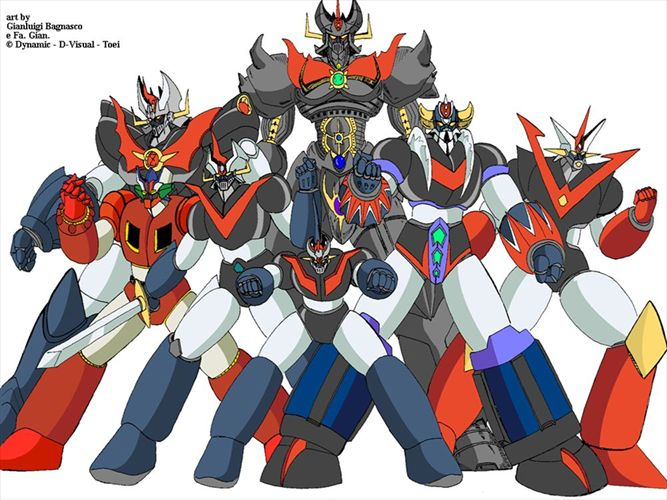 Mazinger Z - 